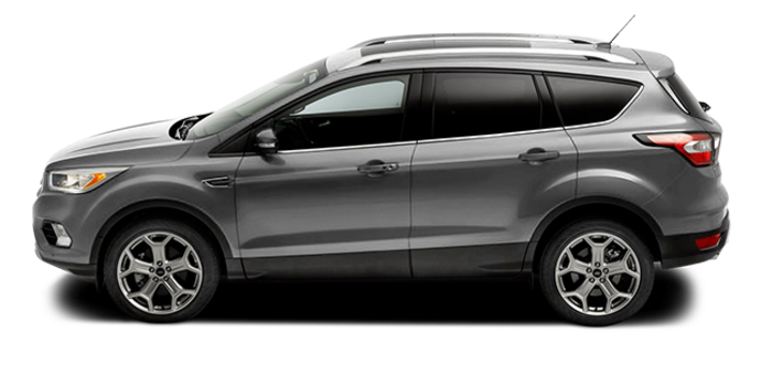 2017 Ford Escape TITANIUM   Photo 4   Magnetic
