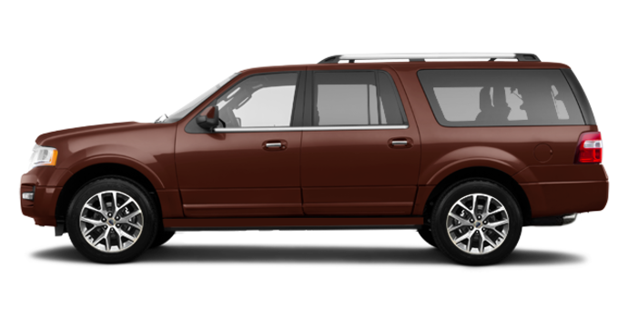 2017 Ford Expedition LIMITED MAX   Photo 4   Bronze Fire Metallic