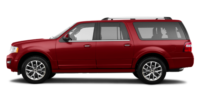 2017 Ford Expedition LIMITED MAX   Photo 4   Ruby Red Metallic
