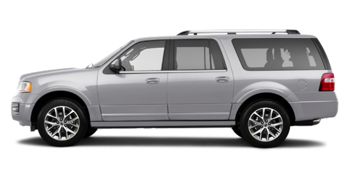 2017 Ford Expedition LIMITED MAX   Photo 4   Ingot Silver Metallic