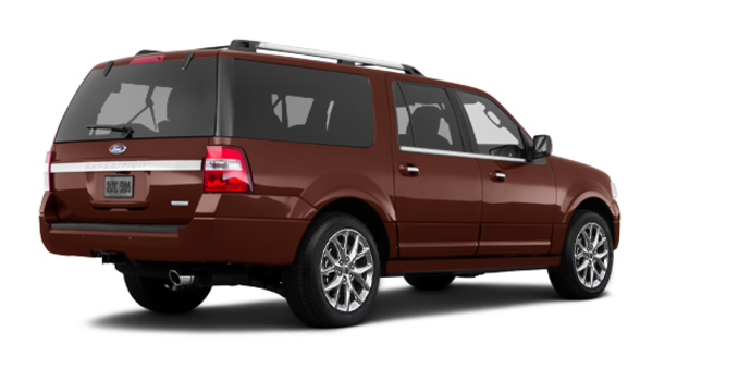 2017 Ford Expedition LIMITED MAX   Photo 5   Bronze Fire Metallic