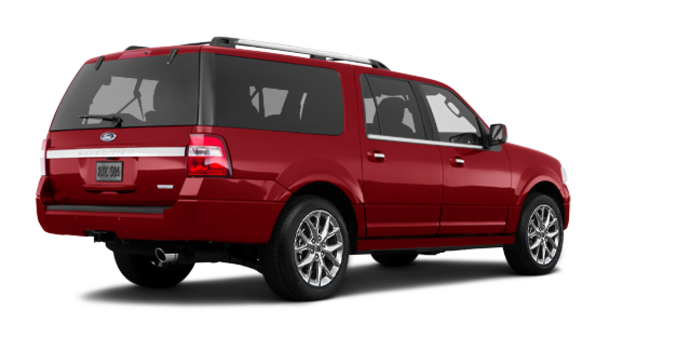 2017 Ford Expedition LIMITED MAX   Photo 5   Ruby Red Metallic