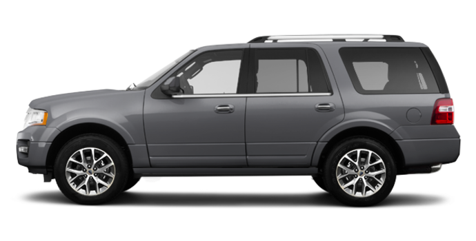 2017 Ford Expedition LIMITED | Photo 4 | Magnetic Metallic