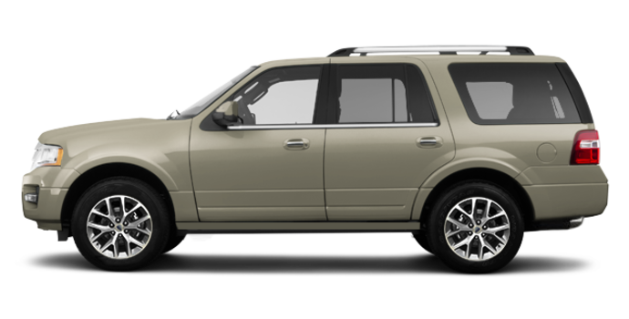 2017 Ford Expedition LIMITED | Photo 4 | White Gold Metallic