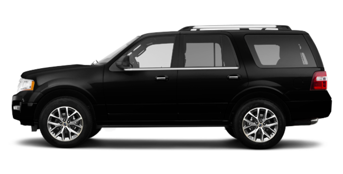 2017 Ford Expedition LIMITED | Photo 4 | Shadow Black