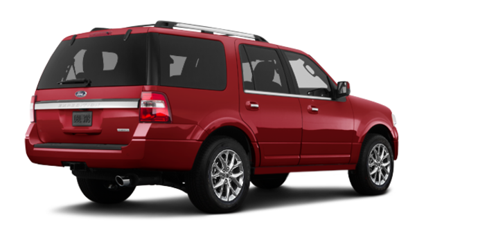 2017 Ford Expedition LIMITED | Photo 5 | Ruby Red Metallic