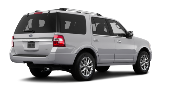2017 Ford Expedition LIMITED | Photo 5 | Ingot Silver Metallic