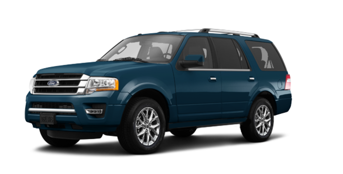 2017 Ford Expedition LIMITED | Photo 6 | Blue Jeans Metallic
