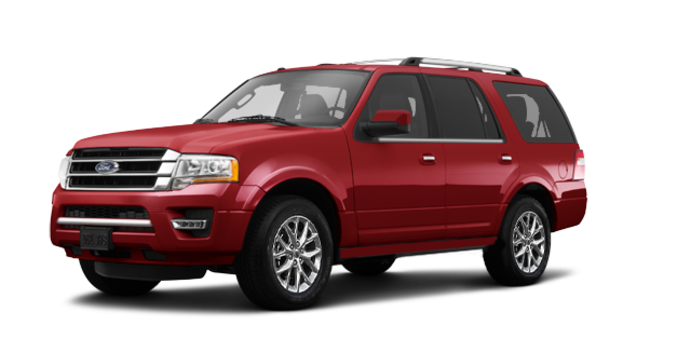2017 Ford Expedition LIMITED | Photo 6 | Ruby Red Metallic