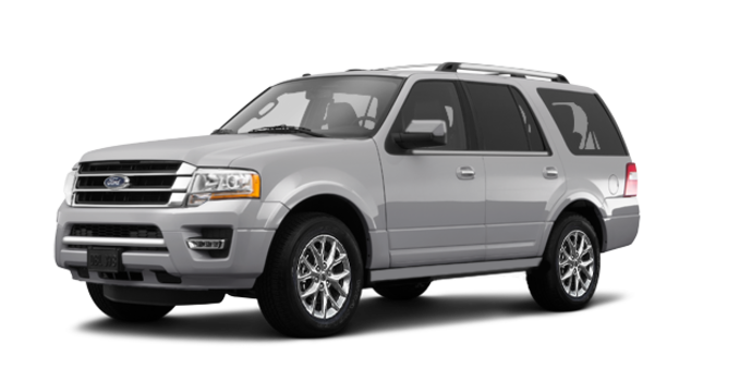 2017 Ford Expedition LIMITED | Photo 6 | Ingot Silver Metallic
