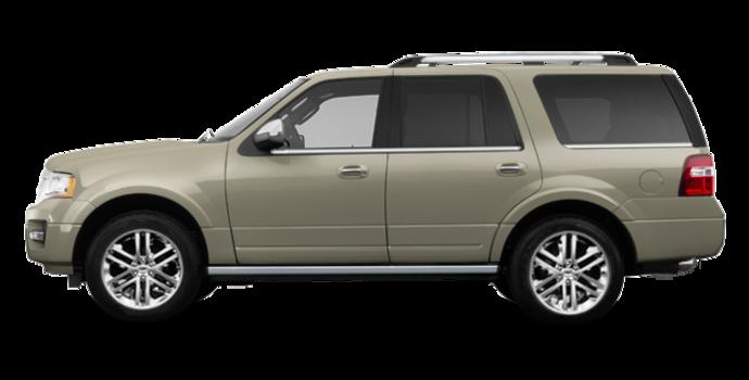 2017 Ford Expedition PLATINUM | Photo 4 | White Gold Metallic