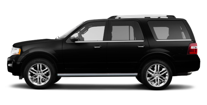 2017 Ford Expedition PLATINUM | Photo 4 | Shadow Black