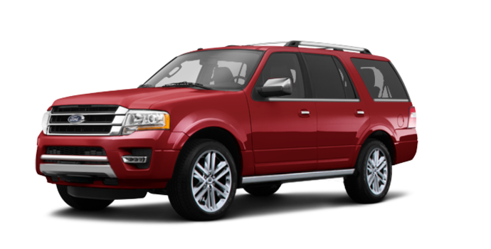 2017 Ford Expedition PLATINUM | Photo 6 | Ruby Red Metallic