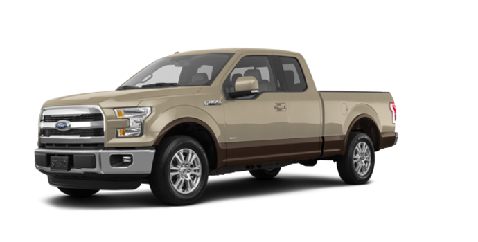 2017 Ford F-150 LARIAT | Photo 6 | White Gold/Caribou