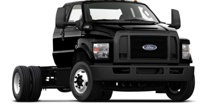 2017 Ford F-650 SD Gas Pro Loader | Photo 4 | Shadow Black