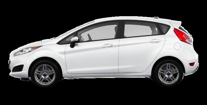 2017 Ford Fiesta Hatchback SE | Photo 4 | White Platinum