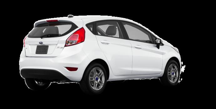 2017 Ford Fiesta Hatchback SE | Photo 5 | White Platinum