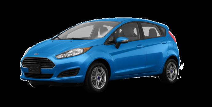 2017 Ford Fiesta Hatchback SE | Photo 6 | Blue Candy