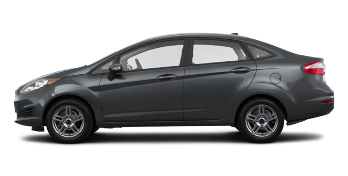 2017 Ford Fiesta Sedan SE | Photo 4 | Magnetic