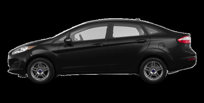2017 Ford Fiesta Sedan SE | Photo 4 | Shadow Black