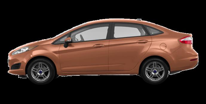 2017 Ford Fiesta Sedan SE | Photo 4 | Chrome Copper