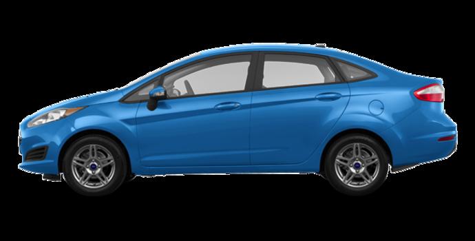 2017 Ford Fiesta Sedan SE | Photo 4 | Blue Candy