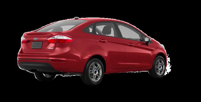 2017 Ford Fiesta Sedan SE | Photo 5 | Ruby Red