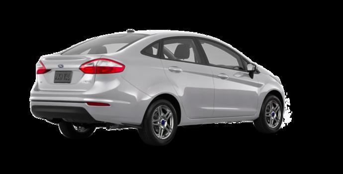 2017 Ford Fiesta Sedan SE | Photo 5 | Ingot Silver