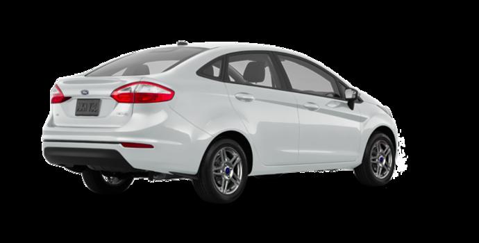 2017 Ford Fiesta Sedan SE | Photo 5 | Oxford White