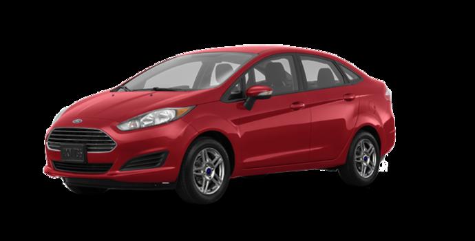 2017 Ford Fiesta Sedan SE | Photo 6 | Ruby Red