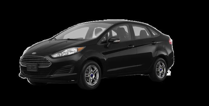 2017 Ford Fiesta Sedan SE | Photo 6 | Shadow Black