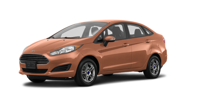 2017 Ford Fiesta Sedan SE | Photo 6 | Chrome Copper