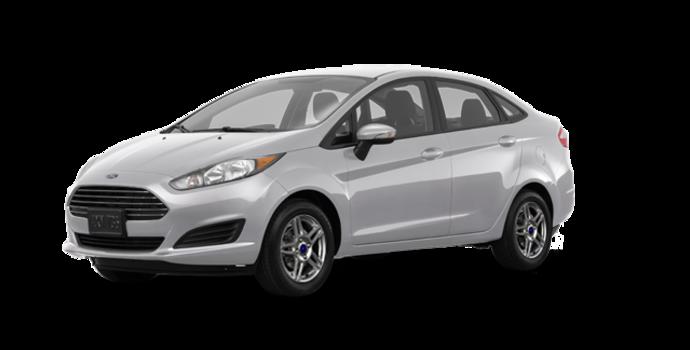 2017 Ford Fiesta Sedan SE | Photo 6 | Ingot Silver