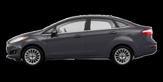 2017 Ford Fiesta Sedan TITANIUM | Photo 4 | Magnetic