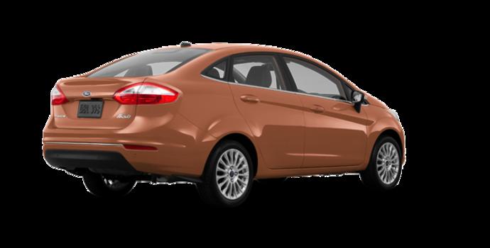 2017 Ford Fiesta Sedan TITANIUM | Photo 5 | Chrome Copper