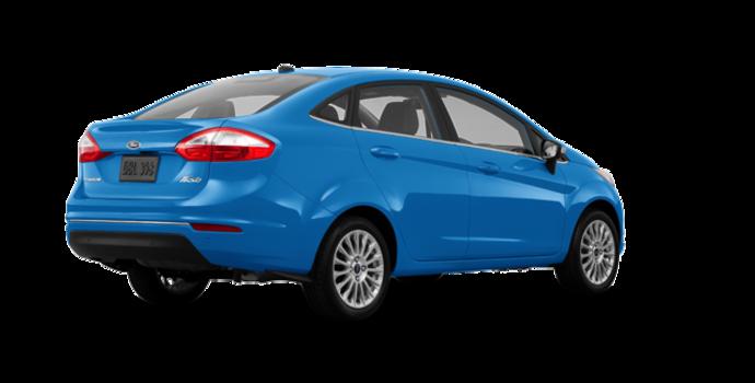 2017 Ford Fiesta Sedan TITANIUM | Photo 5 | Blue Candy