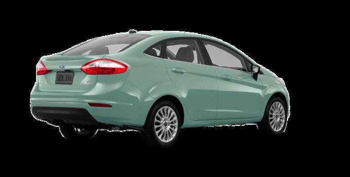 2017 Ford Fiesta Sedan TITANIUM | Photo 5 | Bohai Bay Mint