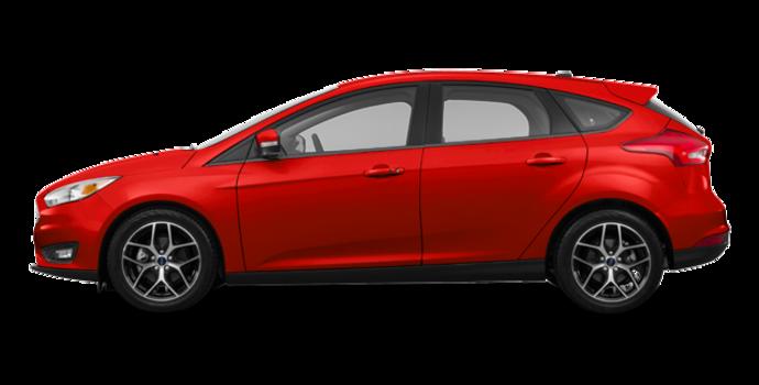 2017 Ford Focus Hatchback SE | Photo 4 | Race Red