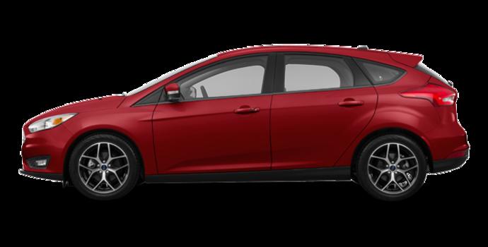 2017 Ford Focus Hatchback SE | Photo 4 | Ruby Red