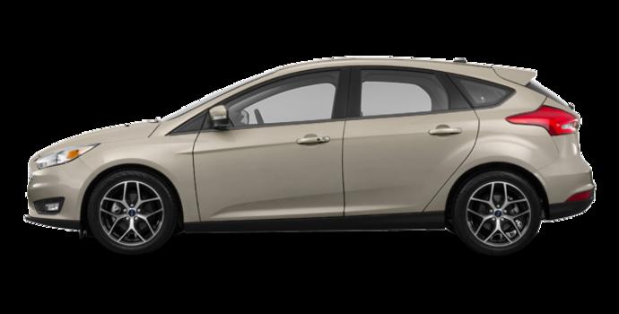 2017 Ford Focus Hatchback SE | Photo 4 | White Gold