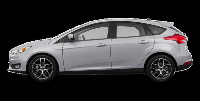 2017 Ford Focus Hatchback SE | Photo 4 | Ingot Silver