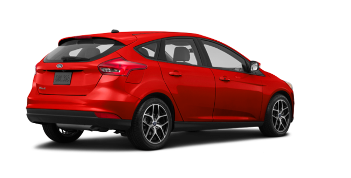 2017 Ford Focus Hatchback SE | Photo 5 | Race Red