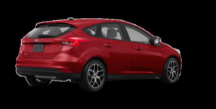 2017 Ford Focus Hatchback SE | Photo 5 | Ruby Red