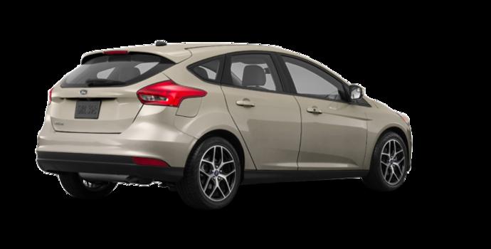 2017 Ford Focus Hatchback SE | Photo 5 | White Gold