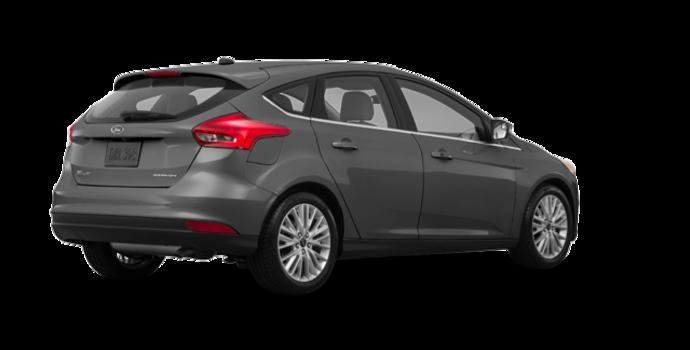 2017 Ford Focus Hatchback TITANIUM | Photo 5 | Magnetic