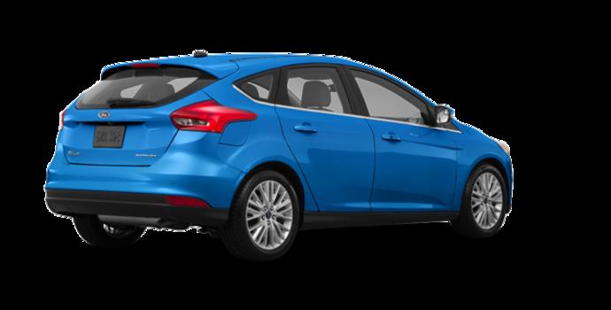 2017 Ford Focus Hatchback TITANIUM | Photo 5 | Blue Candy