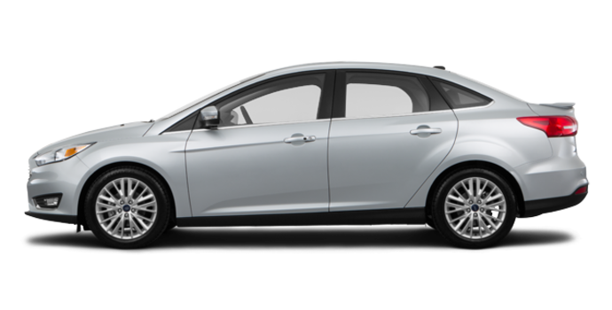 2017 Ford Focus Sedan TITANIUM | Photo 4 | Ingot Silver Metallic