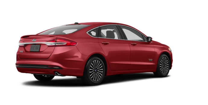 2017 Ford Fusion Energi PLATINUM | Photo 5 | Ruby Red