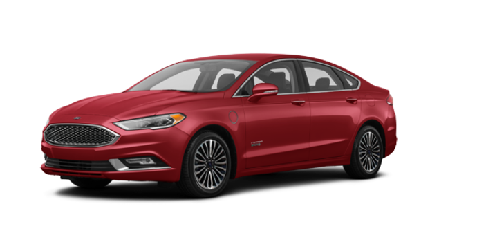 2017 Ford Fusion Energi PLATINUM | Photo 6 | Ruby Red