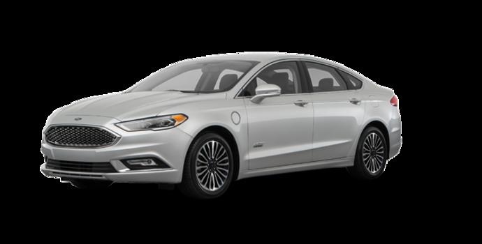 2017 Ford Fusion Energi PLATINUM | Photo 6 | Ingot Silver